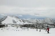 「西日本最大的滑雪場」大山滑雪場