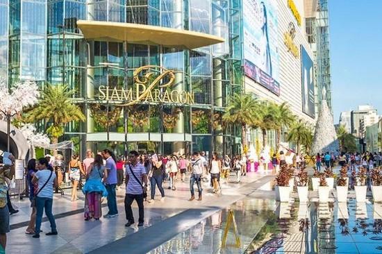Siam Paragon 購物廣場