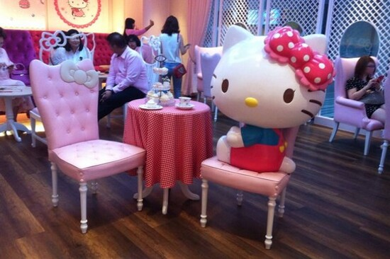 曼谷Sanrio Hello Kitty House