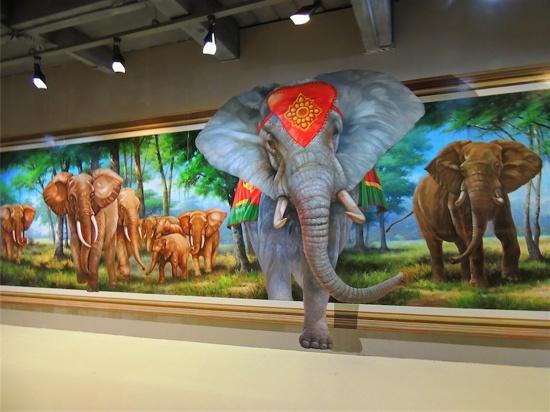 3D 視覺美術館