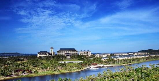 海棠灣9號酒店全景