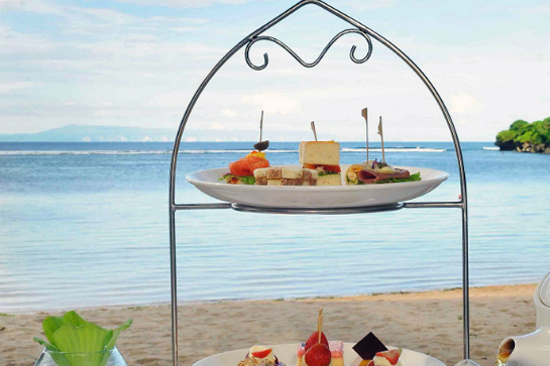 海景英式下午茶