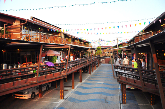 huahin old town