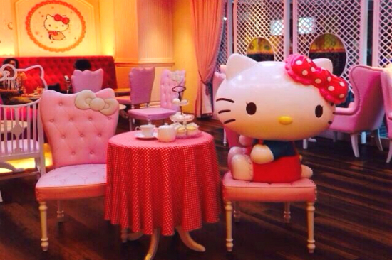 Sanrio Hello Kitty House