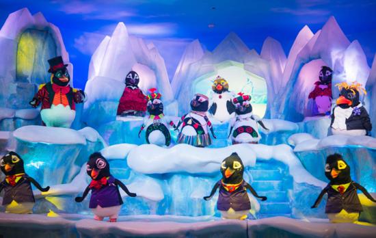 企鵝動雕劇埸