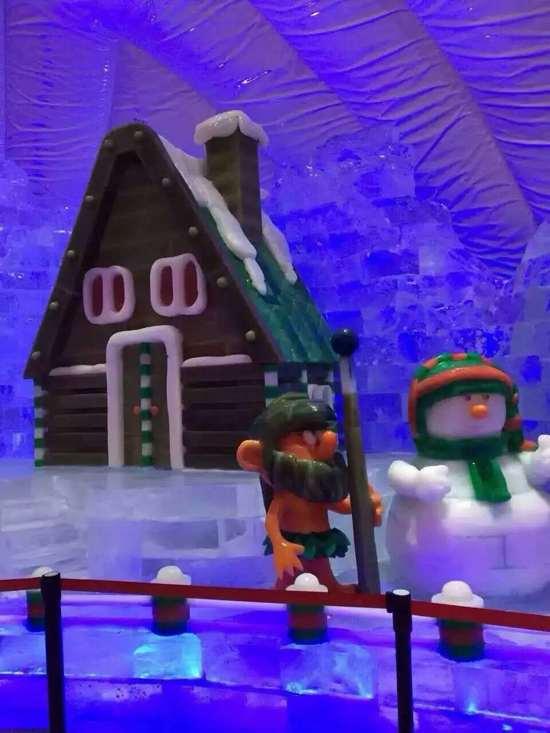 室內冰雪主題樂園