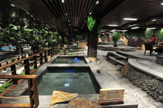王朝聖地室内温泉