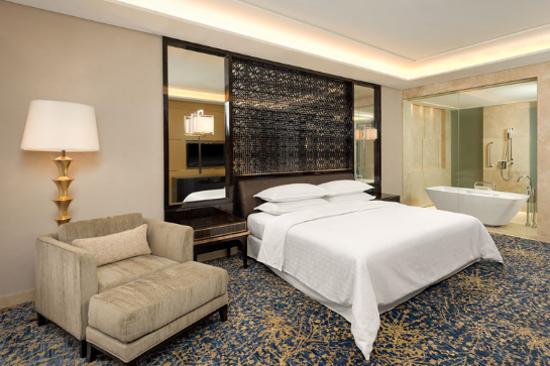 長春喜來登酒店房間