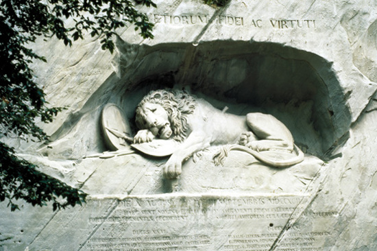 獅子紀念碑