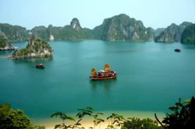 河內+下龍灣5天美食觀光之旅