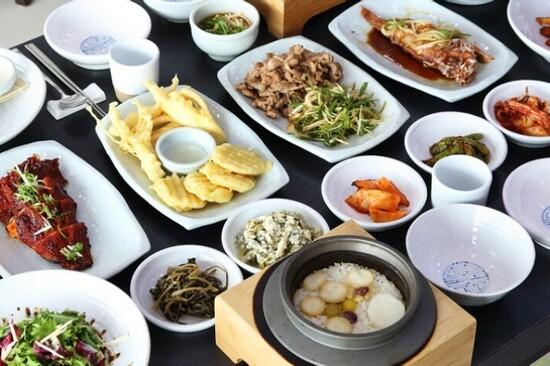 人蔘鍋飯料理