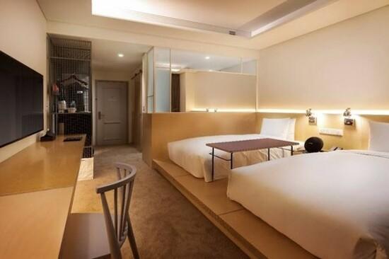 Gladlive Gangnam Hotel