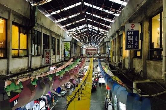 原州中央市場