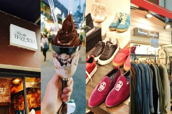 弘大購物區