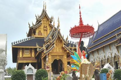 泰北風情5天觀光之旅