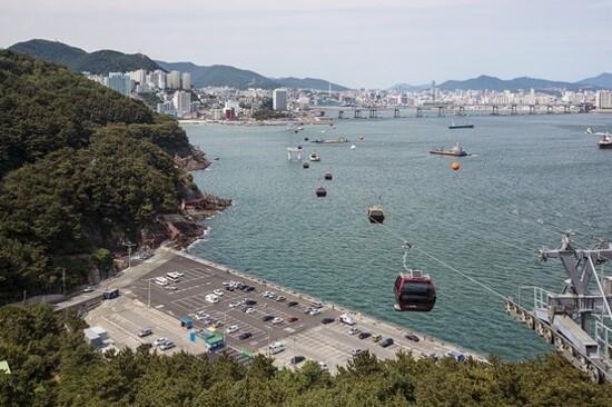 松島海上天空步道(單程纜車乘搭體驗)