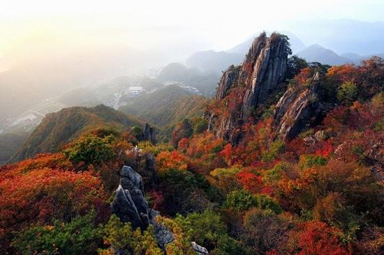 內藏山國立公園