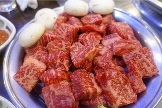 【韓牛村】1++土種韓牛燒烤