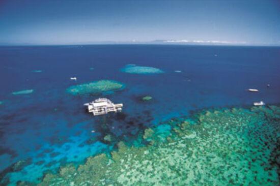 暢遊大堡礁