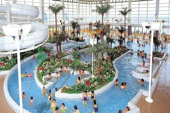 龍宮城大型溫泉
