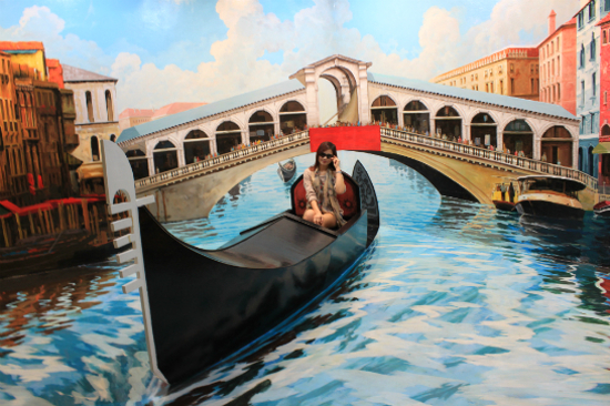 清邁3D視覺美術館