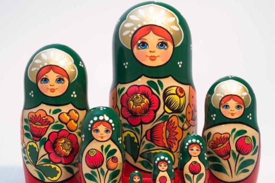 俄羅斯套娃