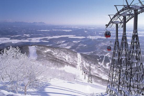 SAHORO 滑雪場