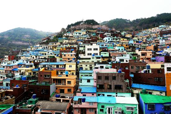 甘川文化村