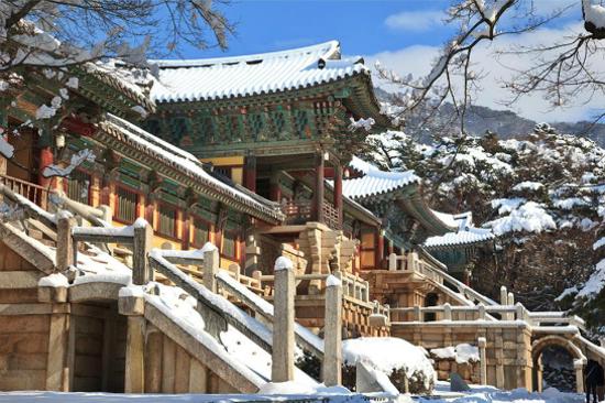 慶州佛國寺