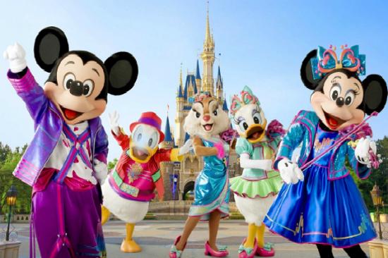 東京迪士尼樂園
