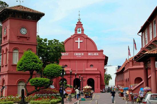 馬六甲紅教堂