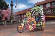 「世界文化遺產」馬六甲古城