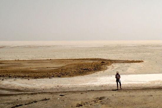 杰里德大鹽湖