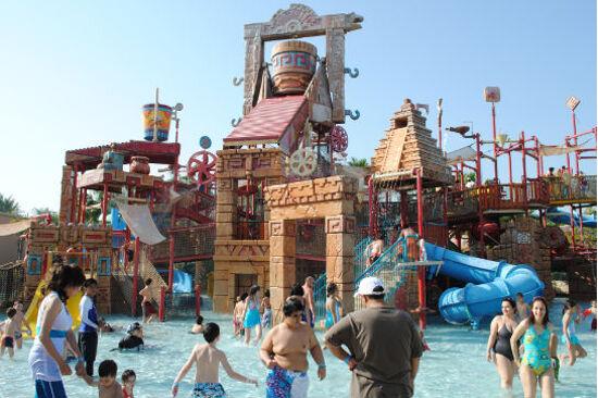 Aquaventure水上樂園