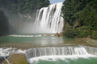 黃果樹大瀑布~中國及亞洲第一大瀑布