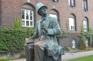 安徒生銅像