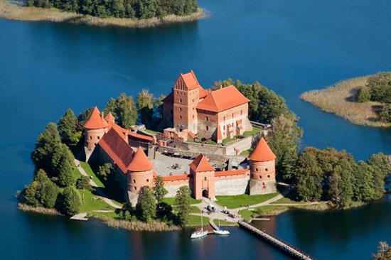 特拉凱城堡歷史博物館