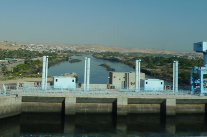 亞斯旺大水壩
