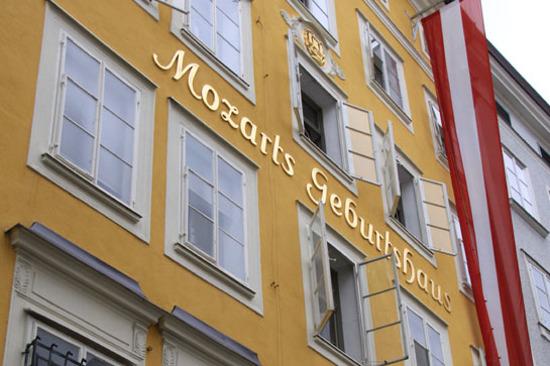 莫扎特故居