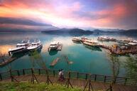台灣十大美景之一「日月潭風景區」