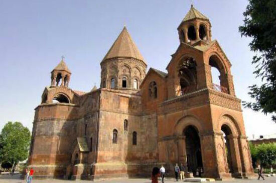 埃奇米艾津大教堂