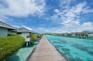 Sun Island 之 Water Bungalow
