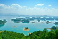 千島湖(乘遊船漫遊)