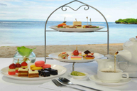 The Laguna Hotel海景英式下午茶