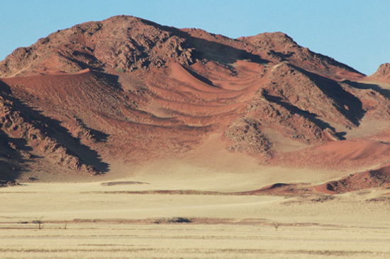 奈米布沙漠