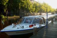 玻璃船暢遊荷蘭運河