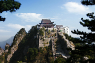 中國佛教四大名山之一~九華山