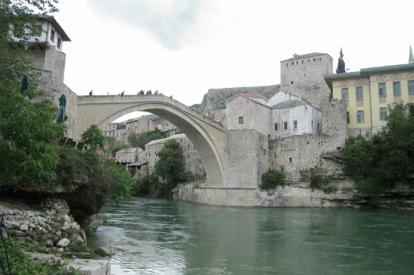 莫斯塔爾舊橋