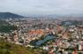 登上耶穌山.俯瞰頭頓市美景