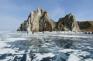 奧利洪島(莎曼卡岩山)2